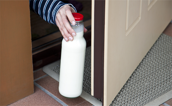 Milk Delivery startups struggling to grow?