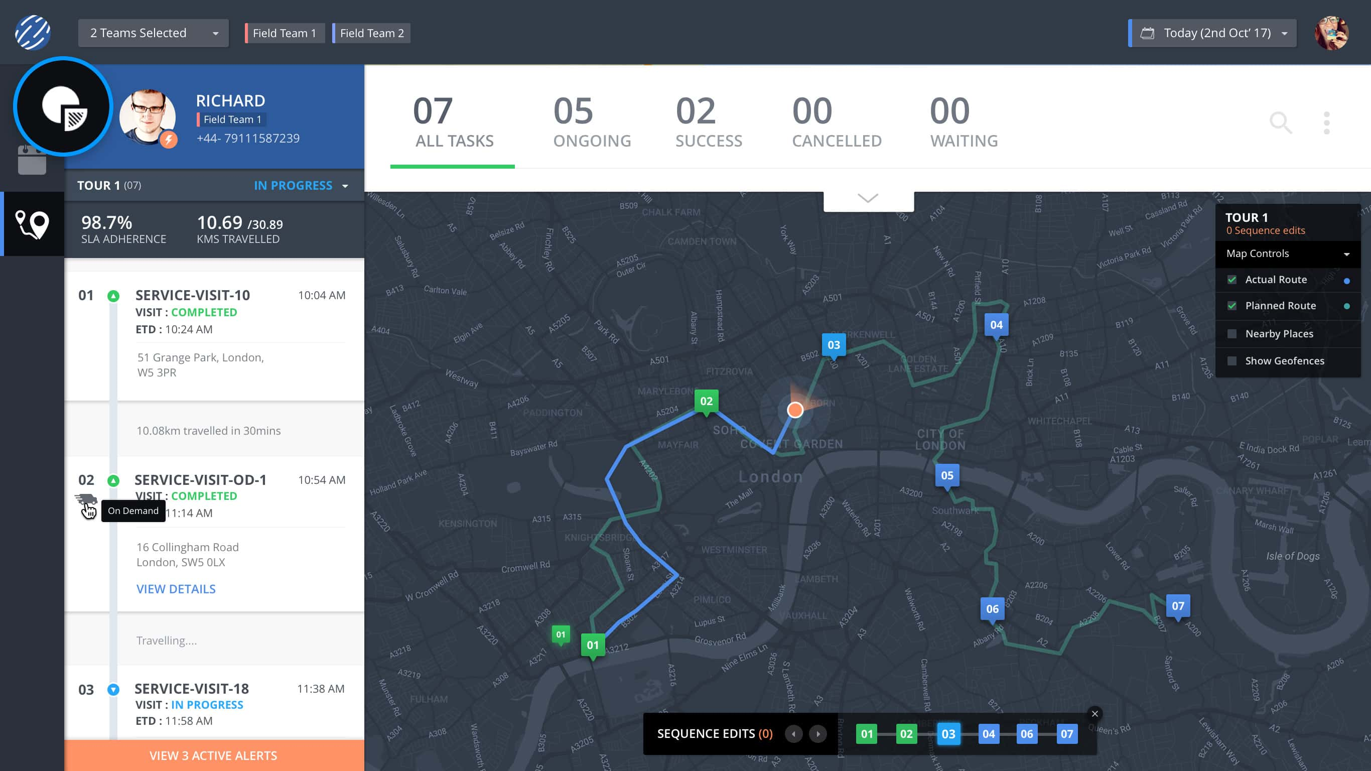 MotionTrack - Complete Fleet Tracking Solution