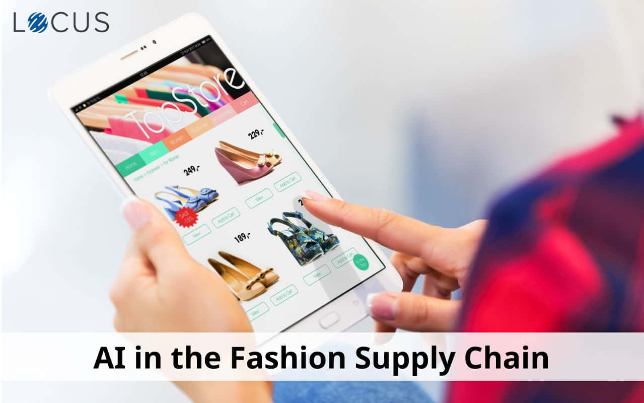 How Artificial Intelligence can Optimize the Online Fashion Supply Chain