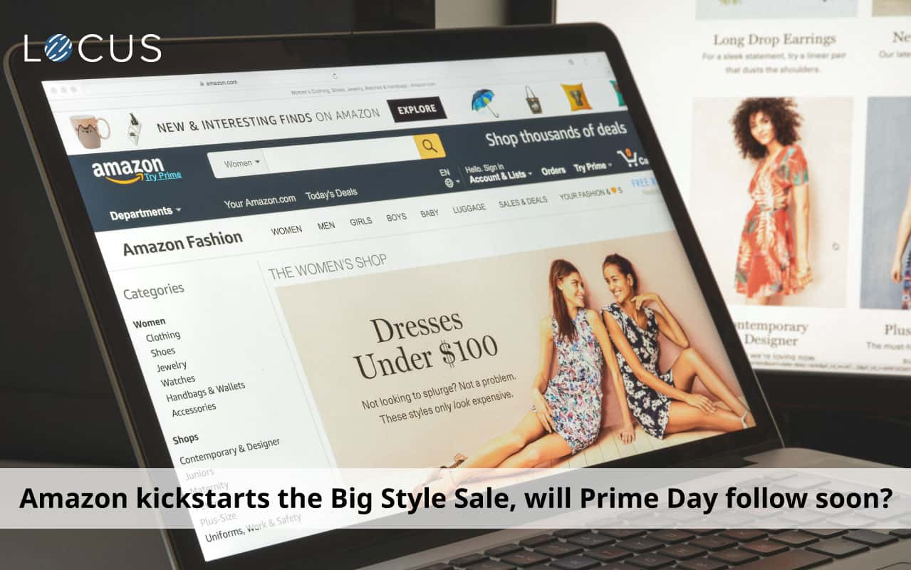 Amazon's Big Style Sale a Sigh of Relief for Fashion Retail Brands