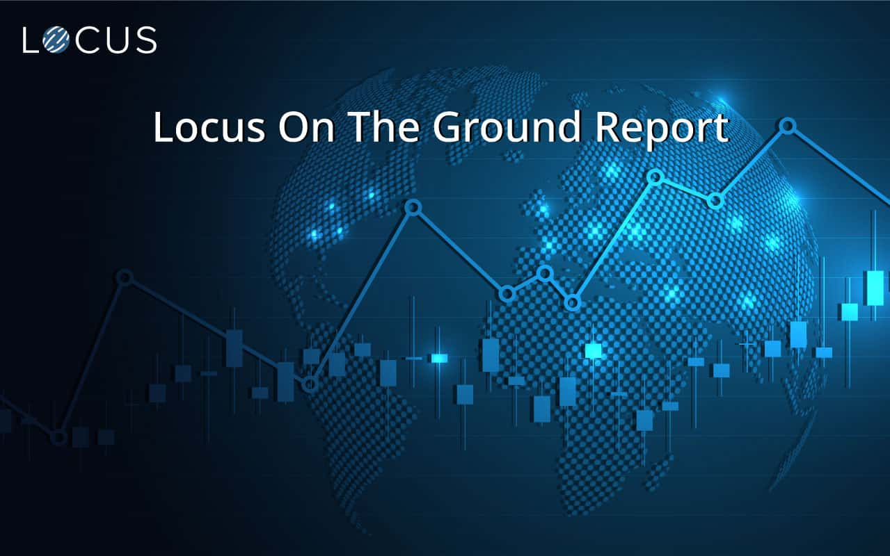 Early Signs of Activity: Locus On The Ground Report (May)
