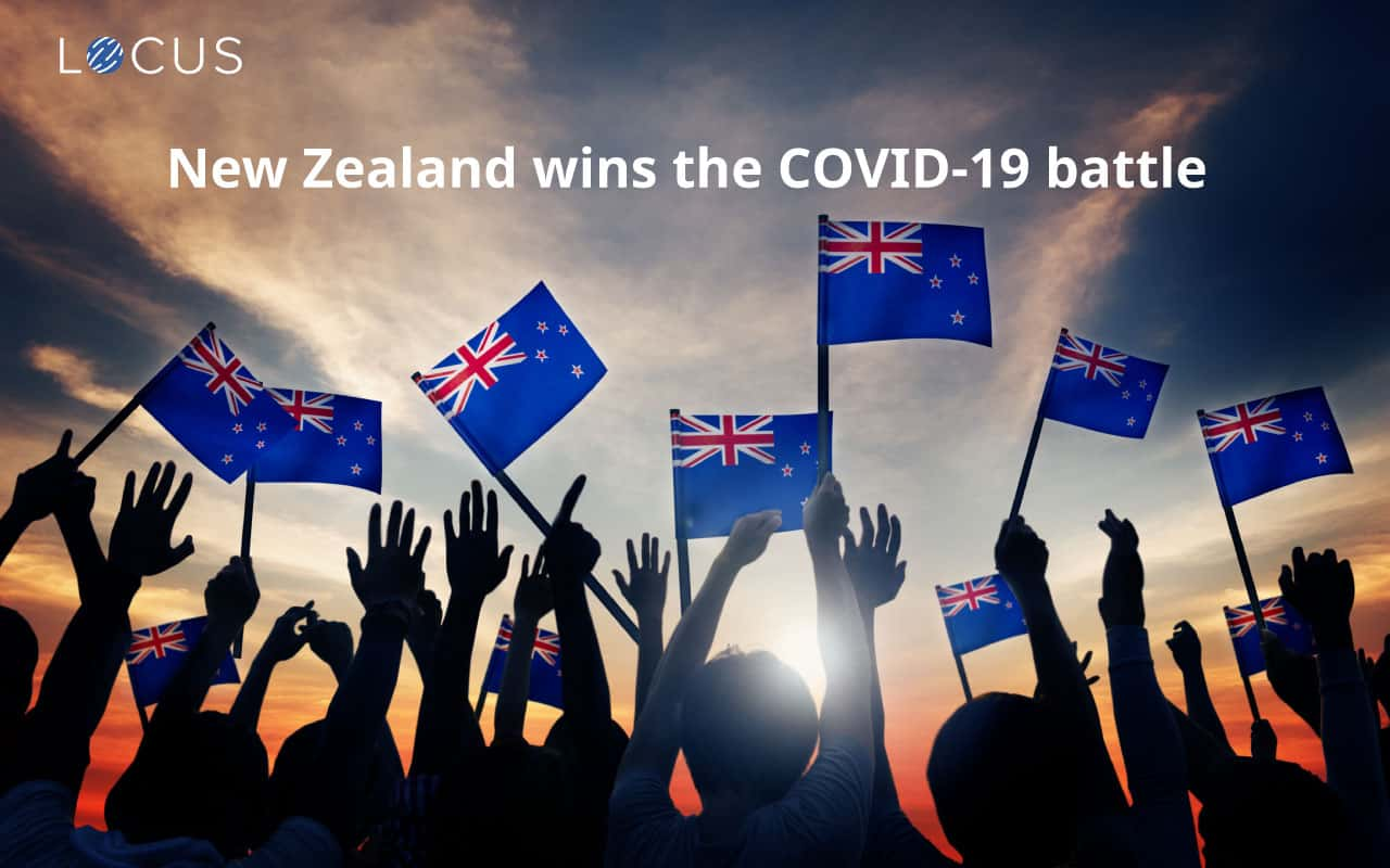 New Zealand wins the COVID-19 Battle: PM Relaxes Lockdown to Level-2