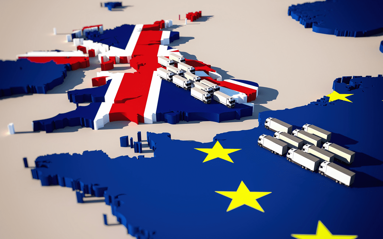 No Deal Brexit: A Nightmare for European Logistics?