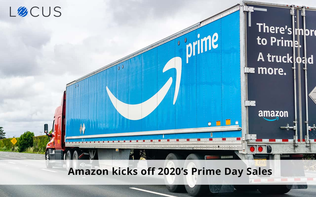 Amazon Kicks Off 2020's Long-Awaited Prime Day Global Sales