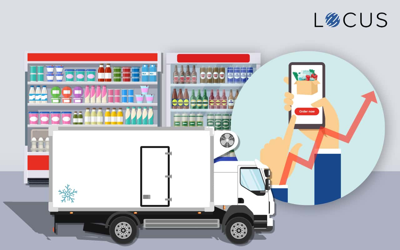 Refrigerated Logistics becomes a mainstay in Grocery deliveries