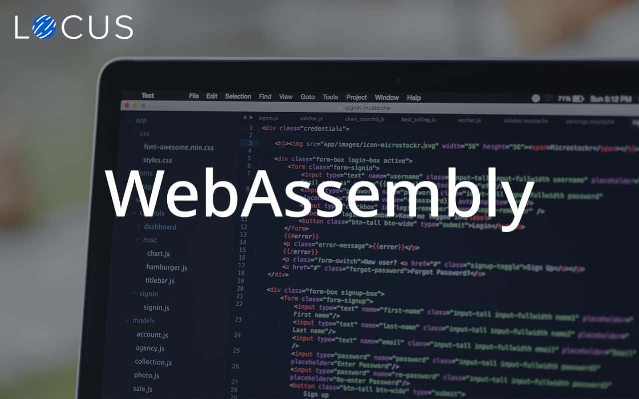 Turbocharge your front end using WebAssembly