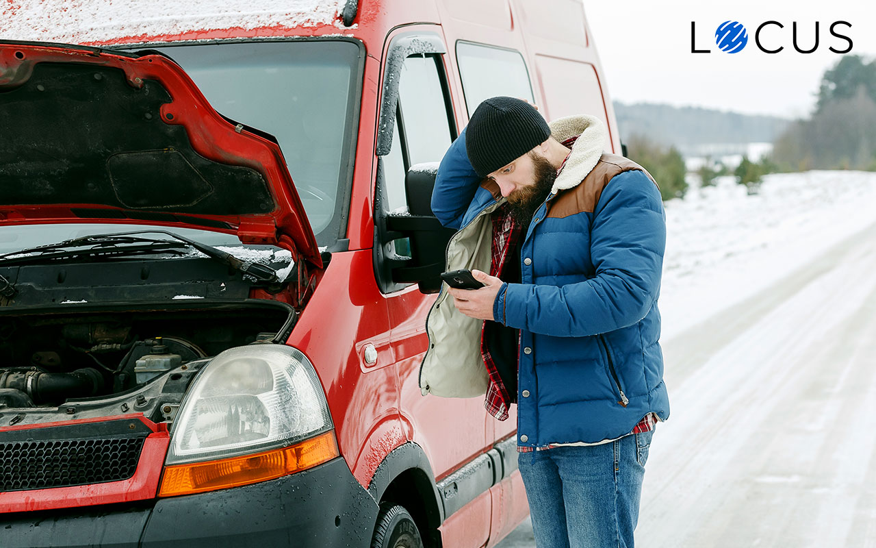 How Delivery Logistics Software Helps Businesses Winter-Proof Their Logistics Operations