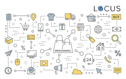 Locus' 60-second Guide to Omnichannel Retail