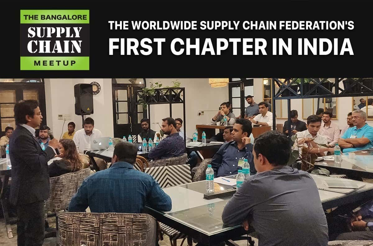 We hosted the best supply chain brains under one roof, here is what they had to say