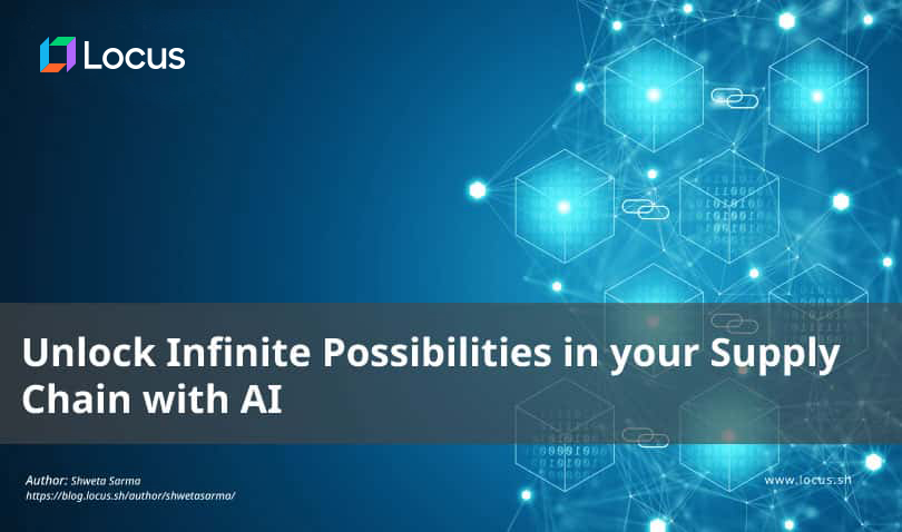 Unlock Infinite Possibilities in your Supply Chain with AI