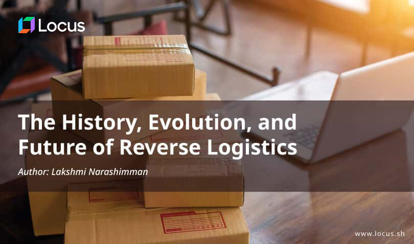 The History, Evolution and Future of Reverse Logistics