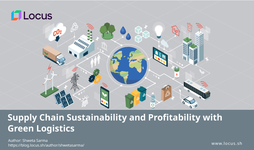 Supply Chain Sustainability and Profitability with Green Logistics