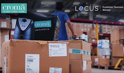 Locus Customer Success Story: Croma