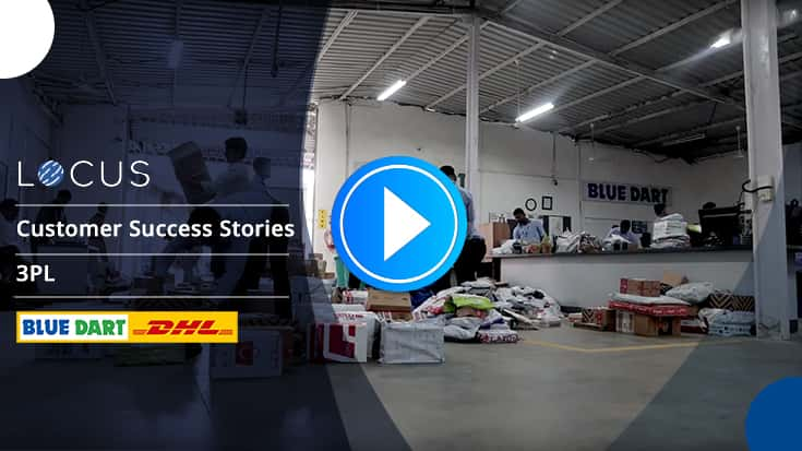 Intelligent shipment sorting in 3PL: Blue Dart- DHL success story