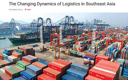 The Changing Dynamics of Logistics in Southeast Asia