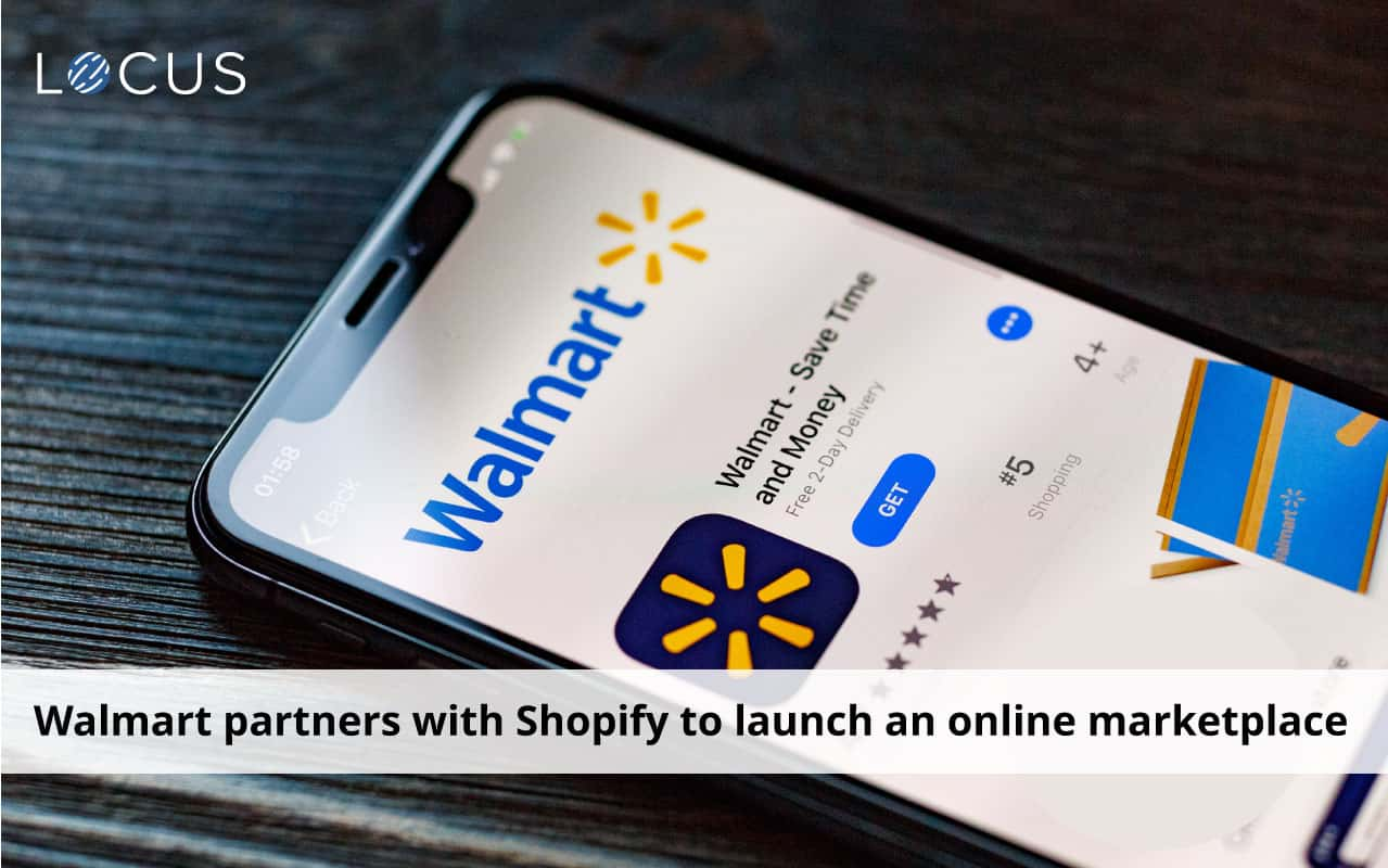 Walmart Partners with Shopify to Launch Walmart Marketplace for Online Sellers